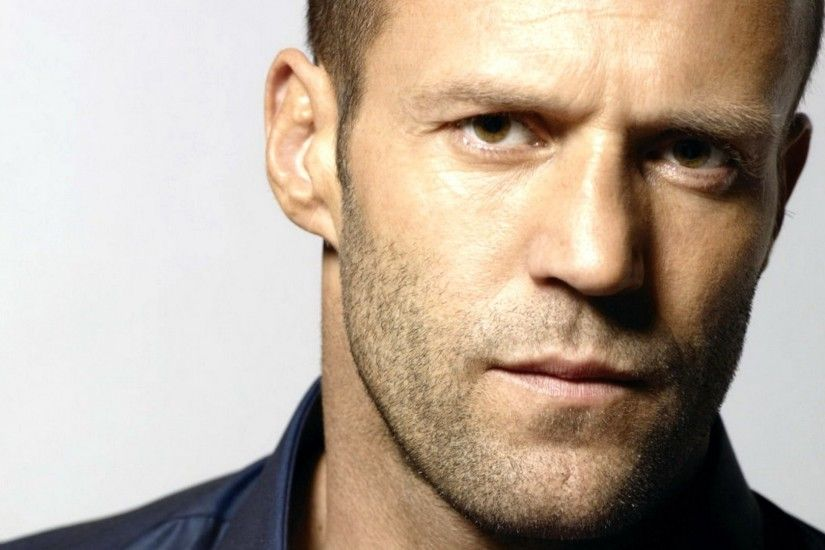 Preview wallpaper jason statham, actor, person, bristles, man, brunette  1920x1080