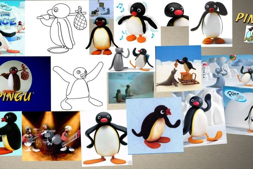 Pingu images Pingu Fans Wallpaper HD wallpaper and background photos
