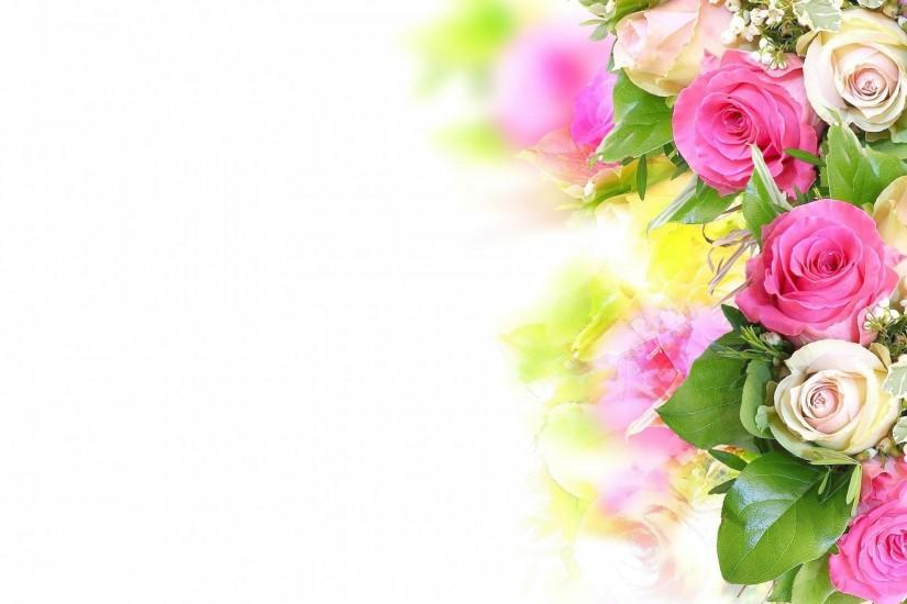 popular flowers background 1920x1200 for full hd