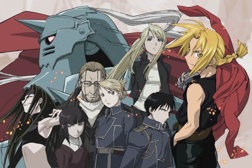 Fullmetal Alchemist Brotherhood?