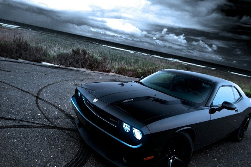 Images For > Cool Muscle Car Wallpaper Hd