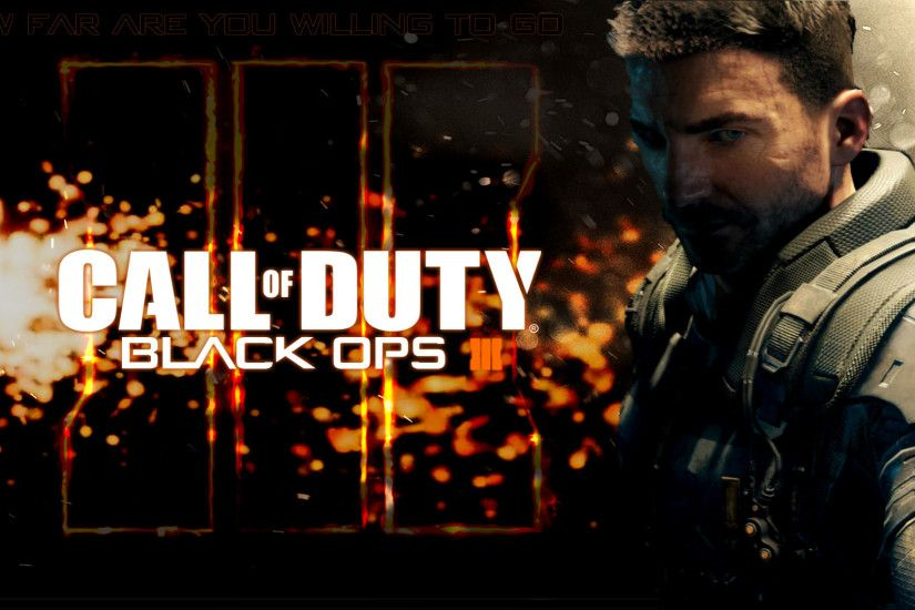 1920x1080 Call Of Duty Black Ops 3 Logo Wallpaper picture