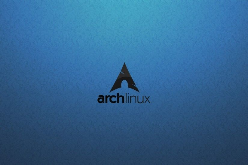 Preview wallpaper linux, arch linux, logo, brand 2048x2048