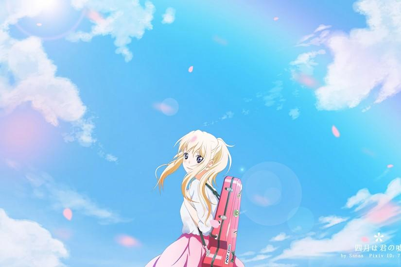 712 Kaori Miyazono HD Wallpapers | Backgrounds - Wallpaper Abyss - Page 6
