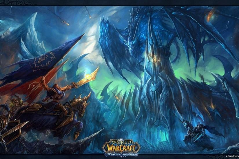 new warcraft wallpaper 1920x1200 cell phone