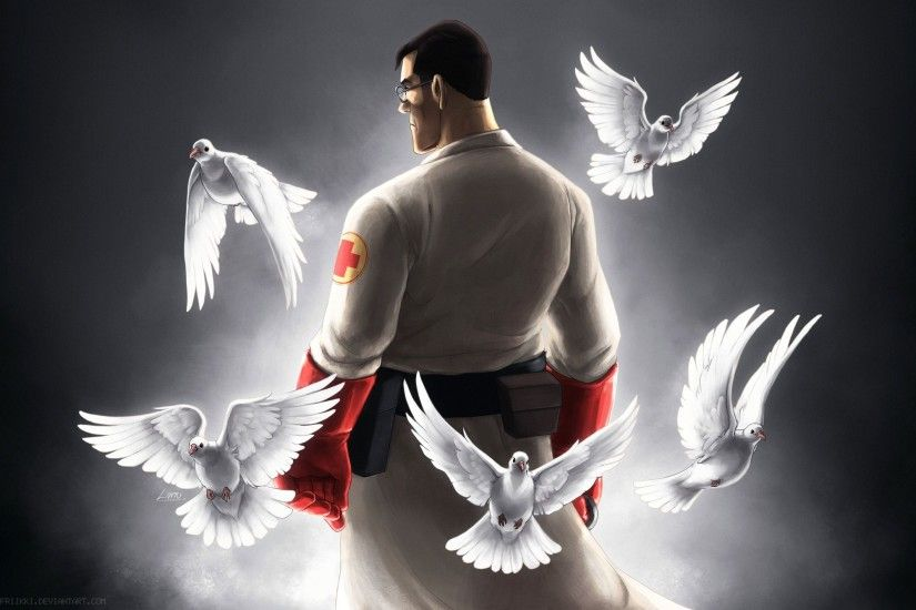 Team Fortress 2 Medic Wallpapers