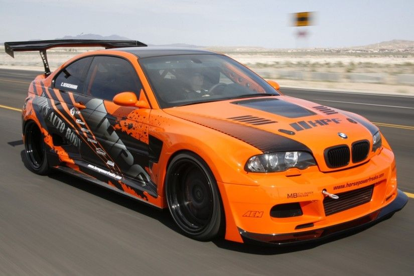 BMW M3 HPF Turbo Stage 4 E46 Wallpapers