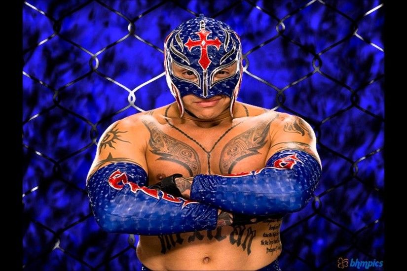 (HD) Rey Mysterio 3rd WWE Theme Song - P.O.D Booyaka 619 with download link  - YouTube