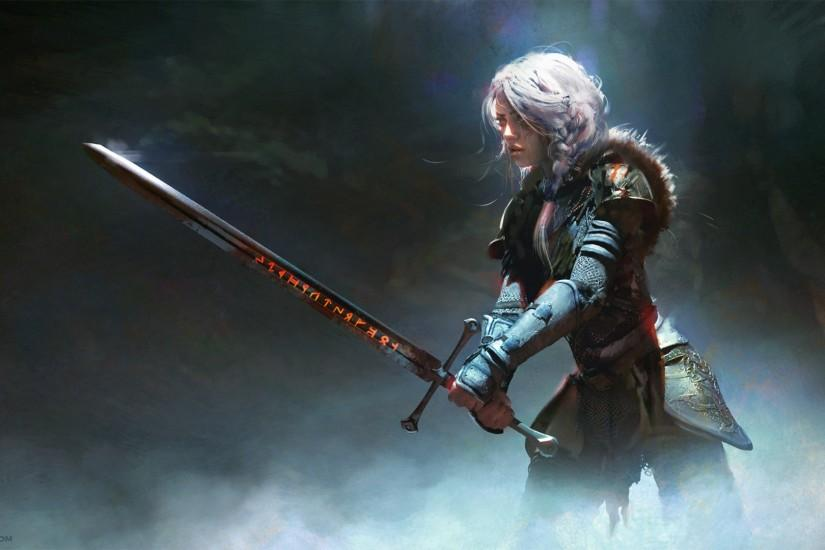 download free witcher wallpaper 1920x1080 for 4k