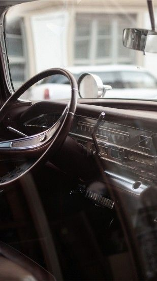 Vintage Car Dashboard iPhone 6+ HD Wallpaper ...