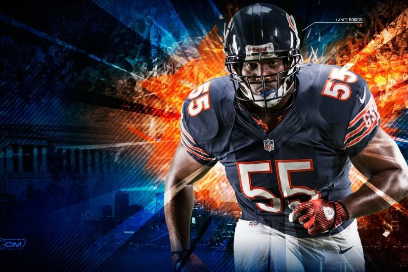 HD Chicago Bears Wallpaper.
