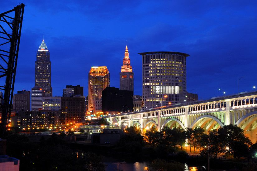 Cleveland Skyline Wallpapers (50 Wallpapers)