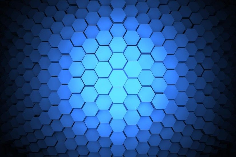 Hexagon Wallpapers by Reinaldo Gagliardo on D-Screens Wallpapers
