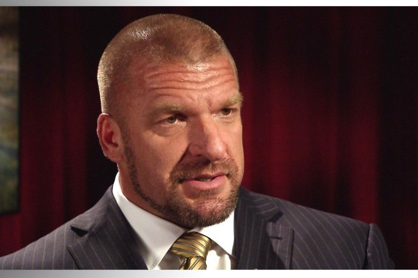 Triple H vows The King of Kings will crown The Champion of Champions at WWE  TLC - YouTube