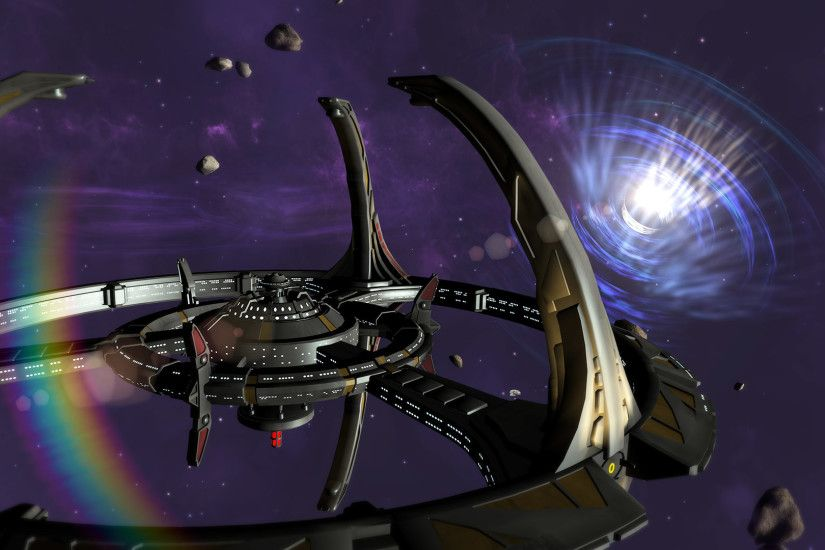 DS9 wormhole