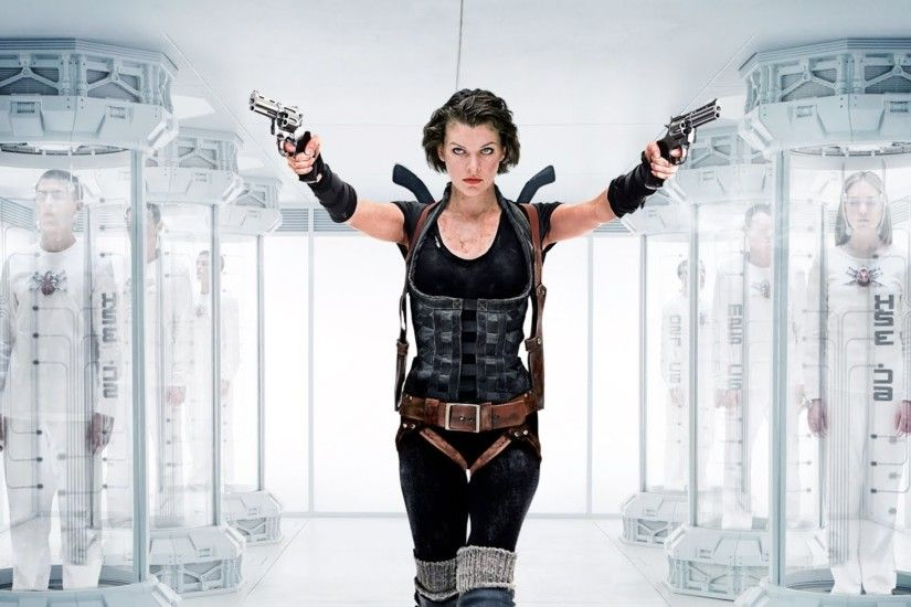 Milla Jovovich Movie · HD Wallpaper | Background Image ID:389536. 2000x1220  Movie Resident Evil: Afterlife