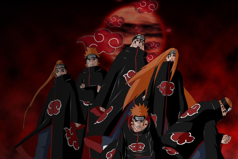 "Search Results for ""naruto shippuden wallpaper akatsuki pain"" – Adorable  Wallpapers"