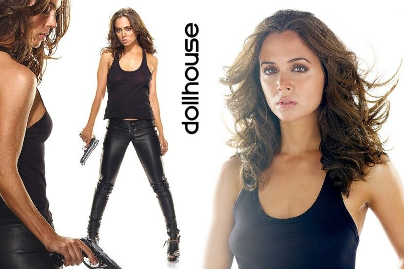 Eliza Dushku in Dollhouse TV Series 2010 wallpapers (57 Wallpapers)