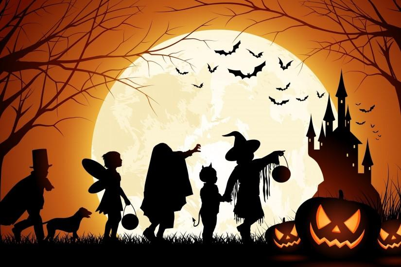 halloween wallpapers 2560x1600 full hd
