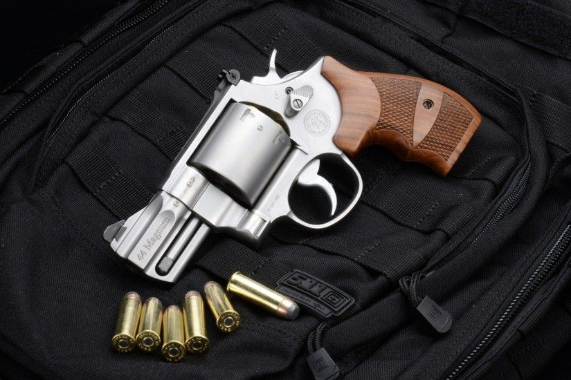 Smith and Wesson 629 Gun