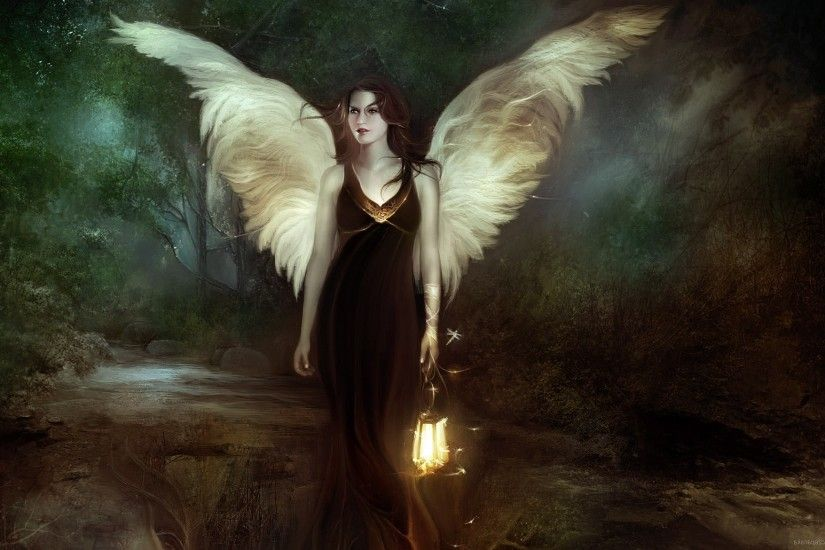 fantasy Art, Artwork, Angel