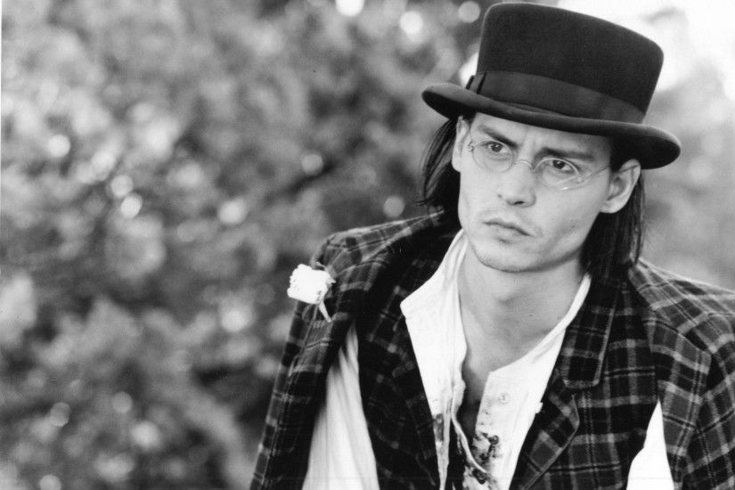 Johnny Depp Hollywood Actor HD Wallpapers - Desktop Wallpapers