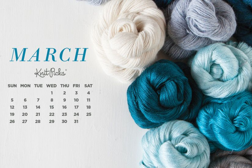 Free Downloadable March Calendar