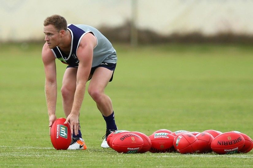 It's a new ball game for former Sun Brandon Matera. Picture: AFL Photos