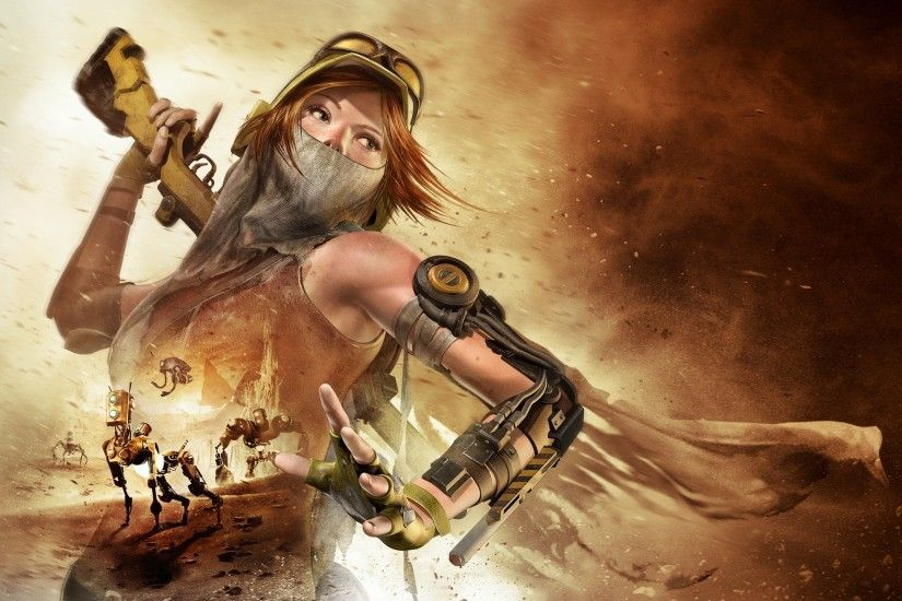 ReCore HD Xbox One Wallpapers