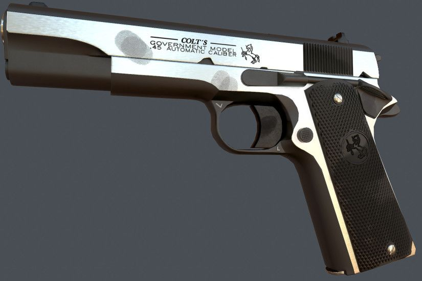Colt 1911 s.80 Government model