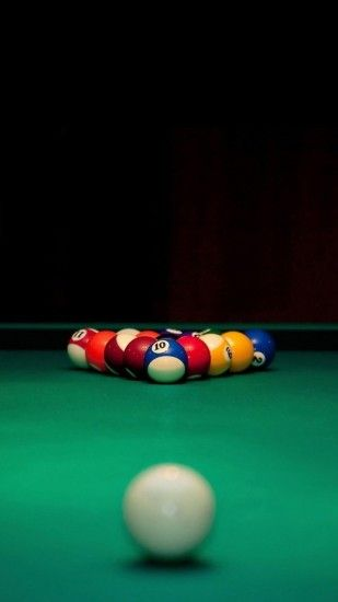 Download the Android 8-ball Pool wallpaper