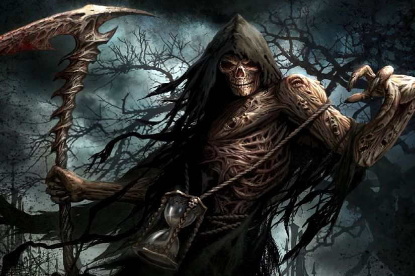 ... 179 Grim Reaper HD Wallpapers | Backgrounds ...