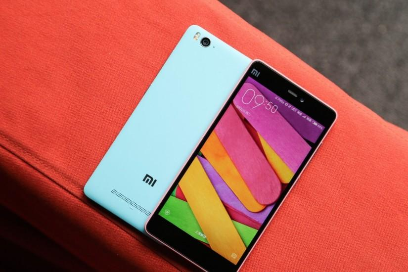 Preview wallpaper xiaomi mi4c, smartphone, display 1920x1080