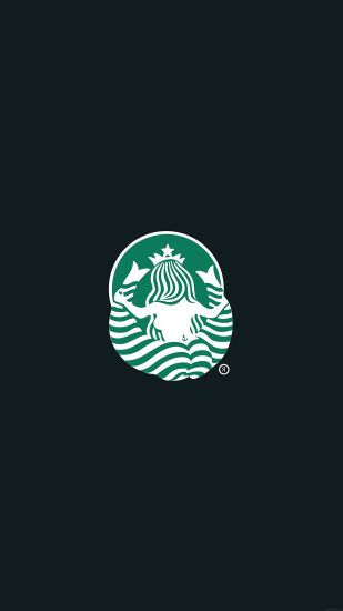 cool back-of-starbucks-logo-art-iphone6-plus-wallpaper