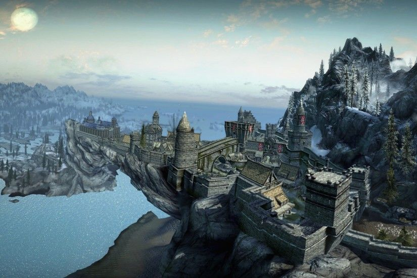 The Elder Scrolls V: Skyrim, Video Games Wallpapers HD / Desktop and Mobile  Backgrounds