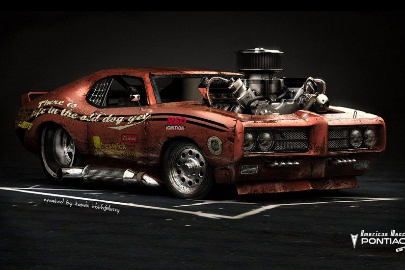 Cool Muscle Car Wallpaper 42 with Cool Muscle Car Wallpaper
