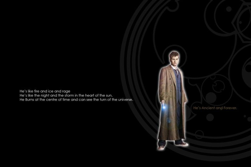 Doctor Who Quote 846186
