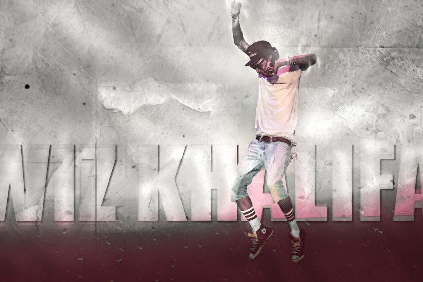 Wiz Khalifa Wallpaper by szamany2 Wiz Khalifa Wallpaper by szamany2