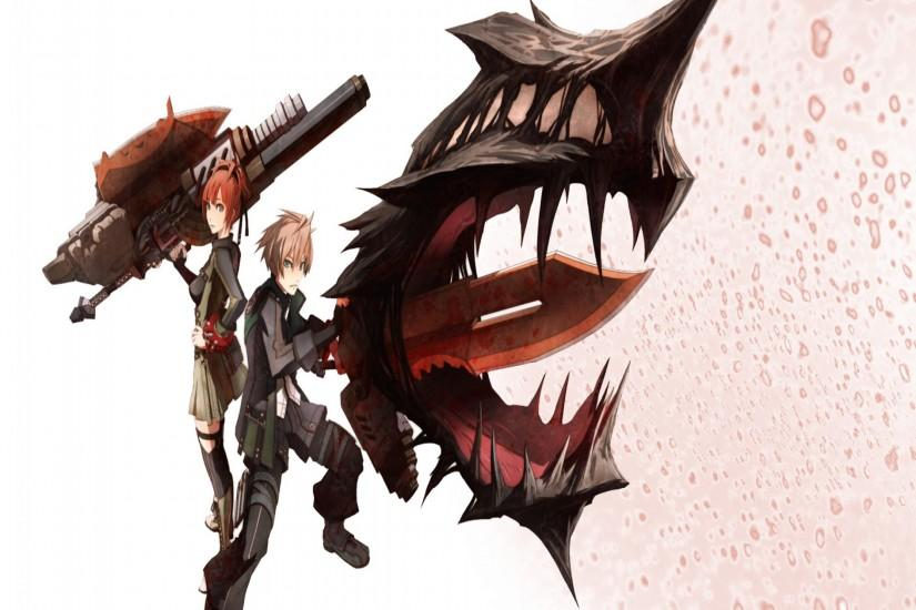 God Eater Anime - Tap to see more Anime wallpaper! @mobile9