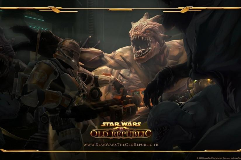 Star Wars The Old Republic Wallpaper By DrBrainBasher On DeviantArt  1193x670 · Star ...