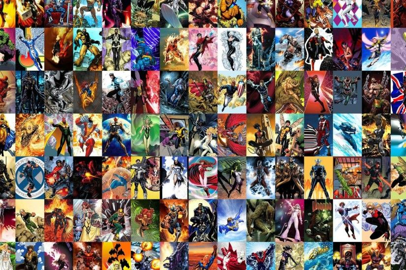 ... Marvel characters wallpaper Comic wallpapers