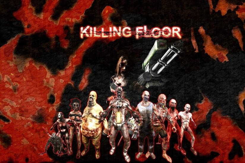 KILLING-FLOOR co-op survival horror shooter killing floor dark (51)  wallpaper | 1920x1080 | 390979 | WallpaperUP