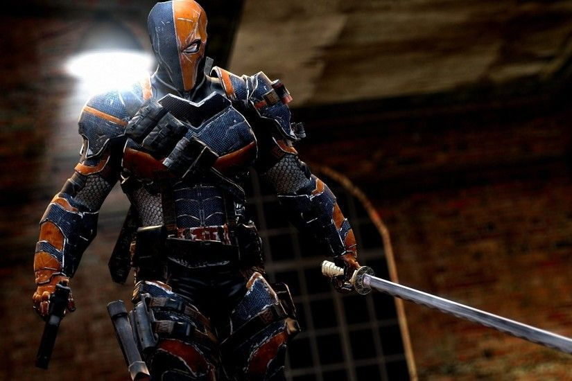 Deathstroke Wallpaper b