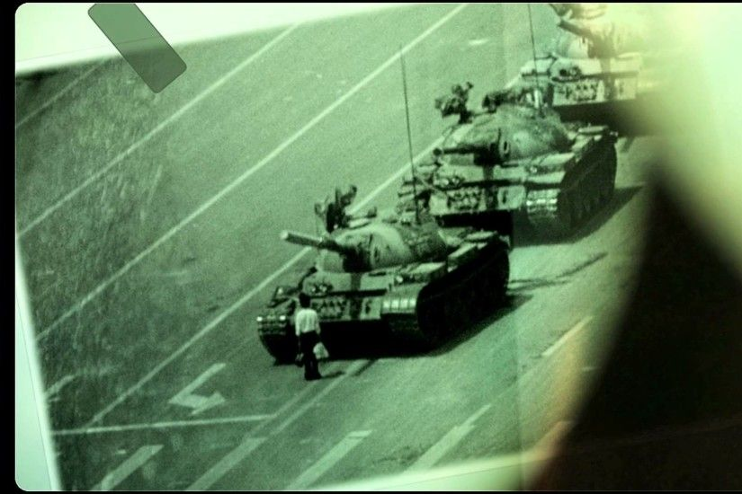 "'Tank Man': ""A David and Goliath Moment"" - YouTube"