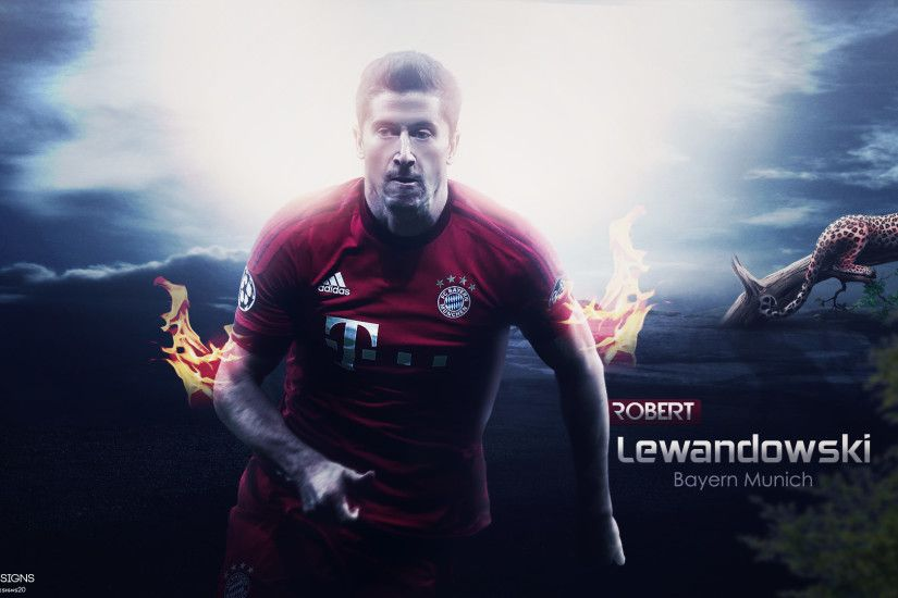 ... 4:3 RP.23 Robert Lewandowski Wallpapers