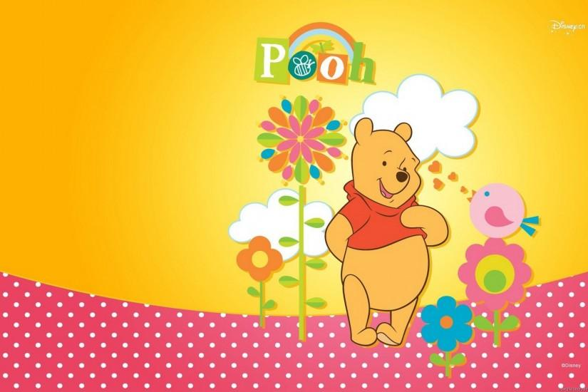 Winnie The Pooh Cartoons Disney Wallpaper Andr #11410 Wallpaper .
