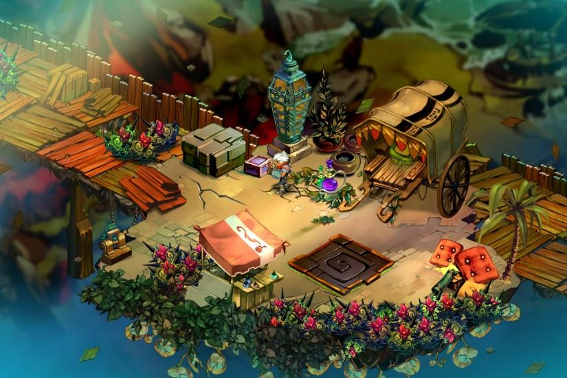 download free bastion wallpaper 1920x1080