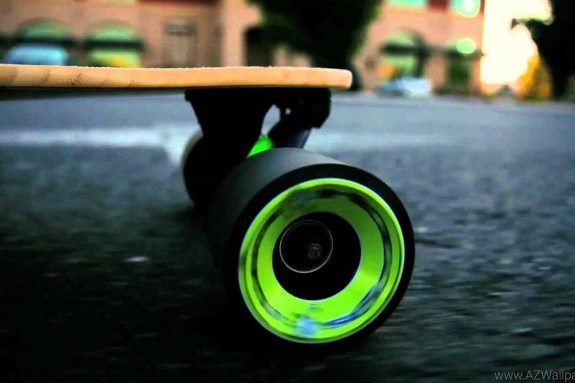 First Loaded Longboard YouTube