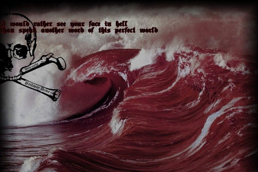 Widescreen Wallpapers: parkway drive wallpaper - parkway drive category