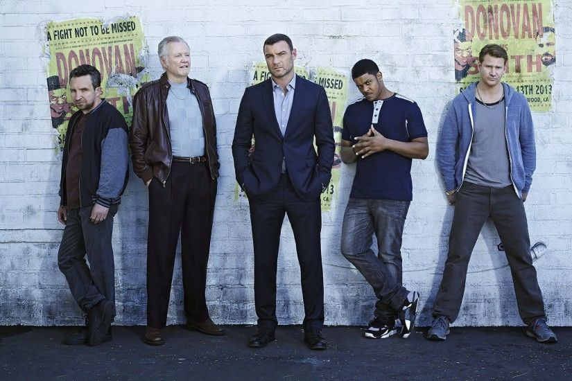 Ray Donovan Source: Keys: ray donovan, television, wallpaper, wallpapers.  Submitted Anonymously 3 years ago